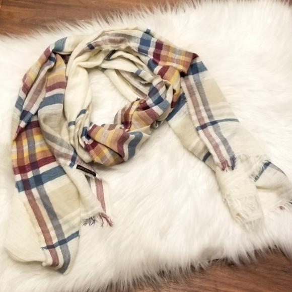Pendleton Accessories - Pendleton Featherweight Wool Plaid Scarf